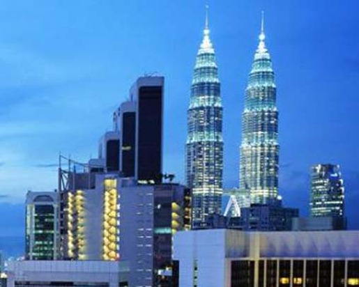 Malayesia richest asian country
