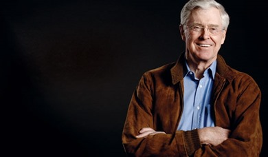 Chairman and CEO, Koch Industries