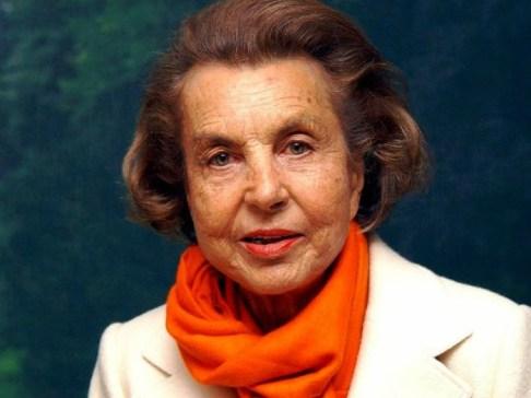 1 Liliane Bettencourt