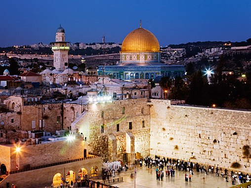 4. jerusalem israel