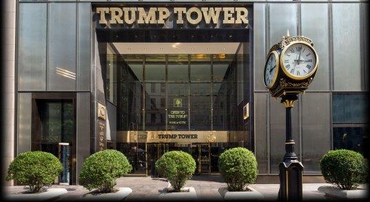 Donald Trump Property Tower