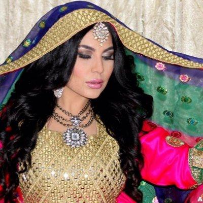 Aryana Sayeed afghanistan