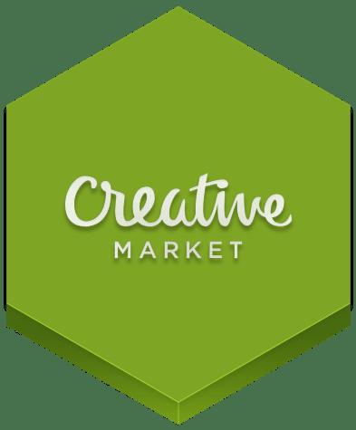 Creative market themeforest