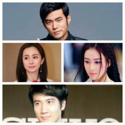 Hollywood chinese celebrities