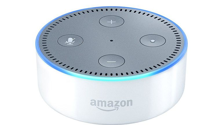 Second Generation Echo Dot Unboxing
