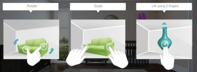 Interior Design App for iPad | Smart iPad Guide