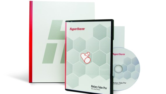 Hypertherm  releases  Rotary Tube Pro tube cutting software
