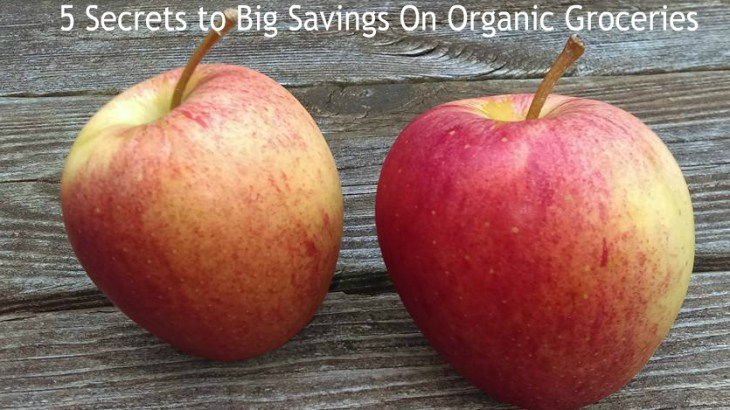 5 secrets to big savings on organic foods