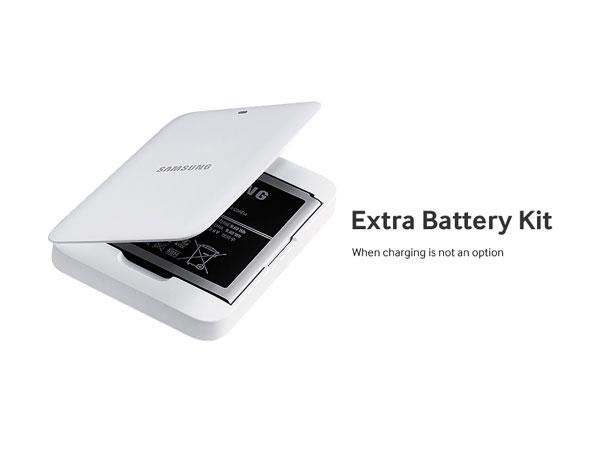 Galaxy S4 baterija
