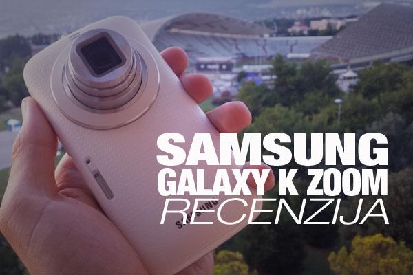 Recenzija: Samsung Galaxy K Zoom