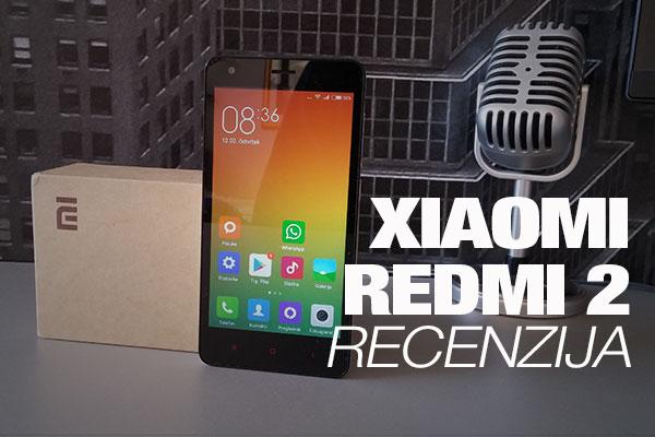 Recenzija: Xiaomi Redmi 2 4G
