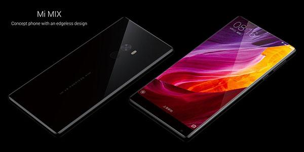 Xiaomi Mi Mix fura Starckov dizajn bez okvira zaslona - u prodaji sljedeći mjesec