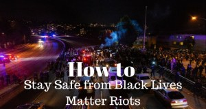 black lives matter riots
