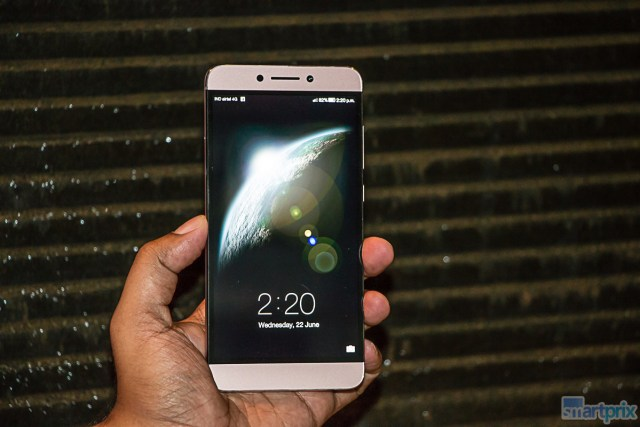 LeEco Le Max 2 QHD super sharp display