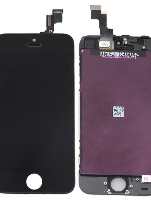 iPhone 5 LCD black