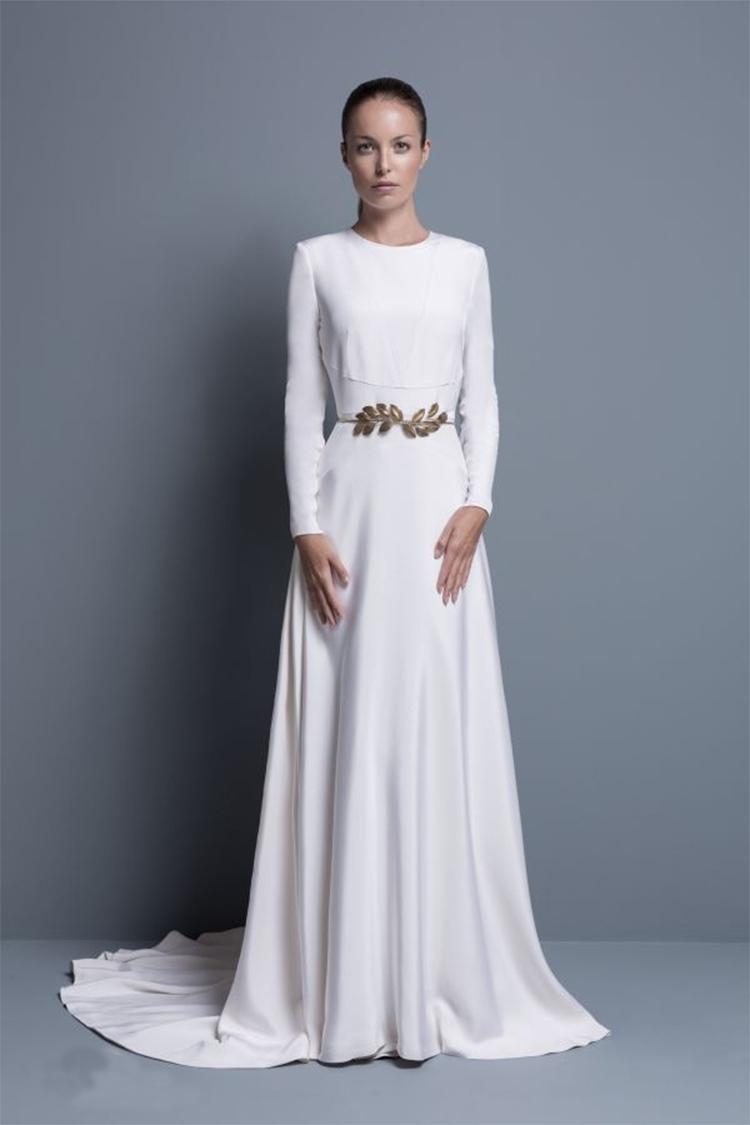 Large Of Modest Bridesmaid Dresses