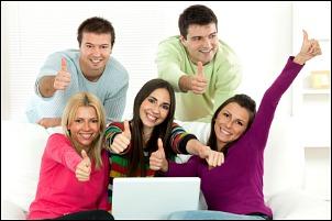 creating happy customers