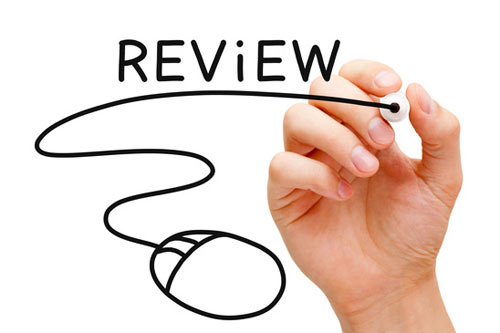 Online review guide