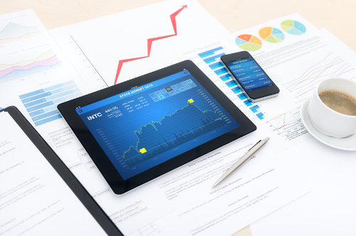 Mobile trading platforms