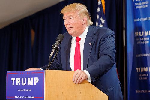 Donald Trump, Presidential Campaign 2016
