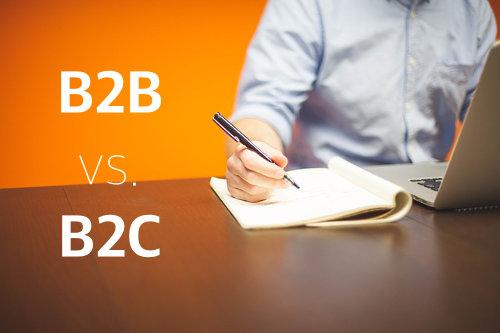 B2B vs. B2C for startup