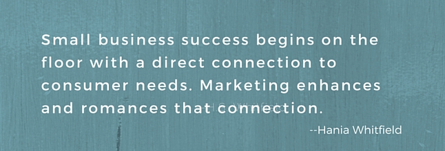 Quote Business success begins with