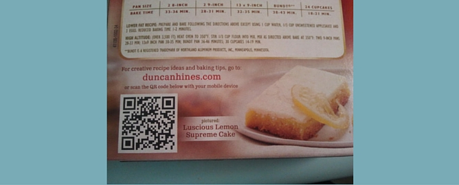 The Win-Win of Social Media Through Unexpected Uses. Pt. 2 Hidden Genius of QR Codes