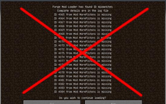 missing Block