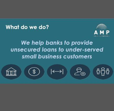 AMP Credit Technologies - Technology-enabled SME lending for Banks | SME Finance Forum