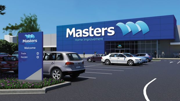Home improvement sales rose 19.8 per cent in the fourth quarter to date, with Masters sales up 17.7 per cent.