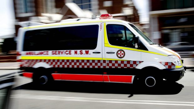 NSW has about 35 full-time ambulance officers per head of population compared to an average of about 40.
