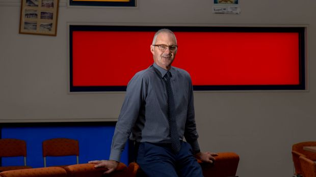 Assistant Principal Geoff Seletto has had to deal with a number of suicides in his community. At Rosebud Secondary ...