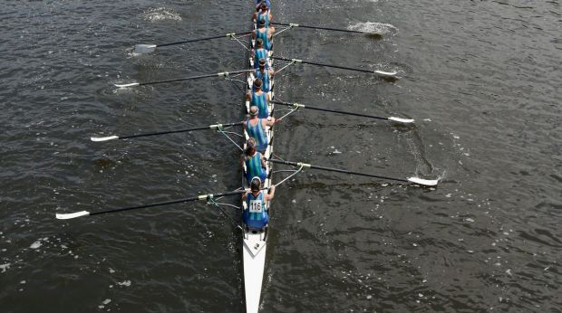 -21 Rower Tyron Boorman has helped lead the U-21 Australian team to a first leg victory in the trans-Tasman competition.