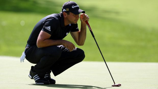 Injured: Jason Day pulled out of the BMW Championship with a back probkem.