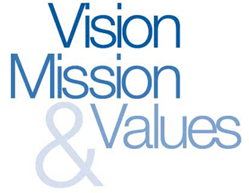Our Vision, Missions and Values
