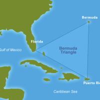 Bermuda Triangle Mystery.