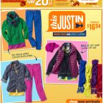 Old Navy email design: Hues and Layers