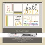 {Freebie: Fall printable cards…}