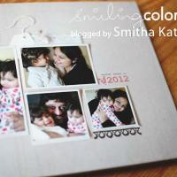 {Project life 2012: the finished photo book}