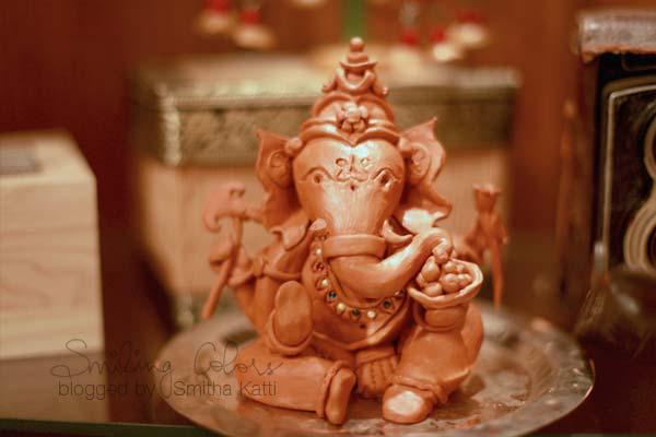 {the clay ganesha}