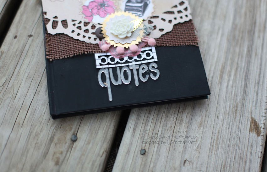 Quote journal