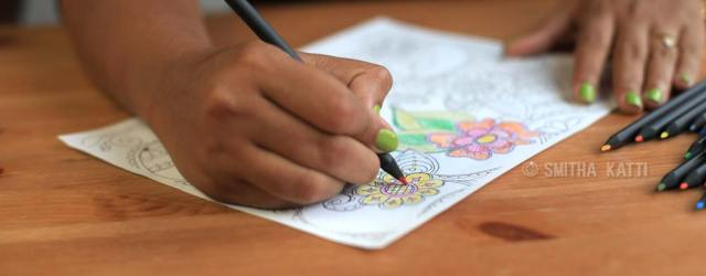 Adult Coloring PAges FREE print