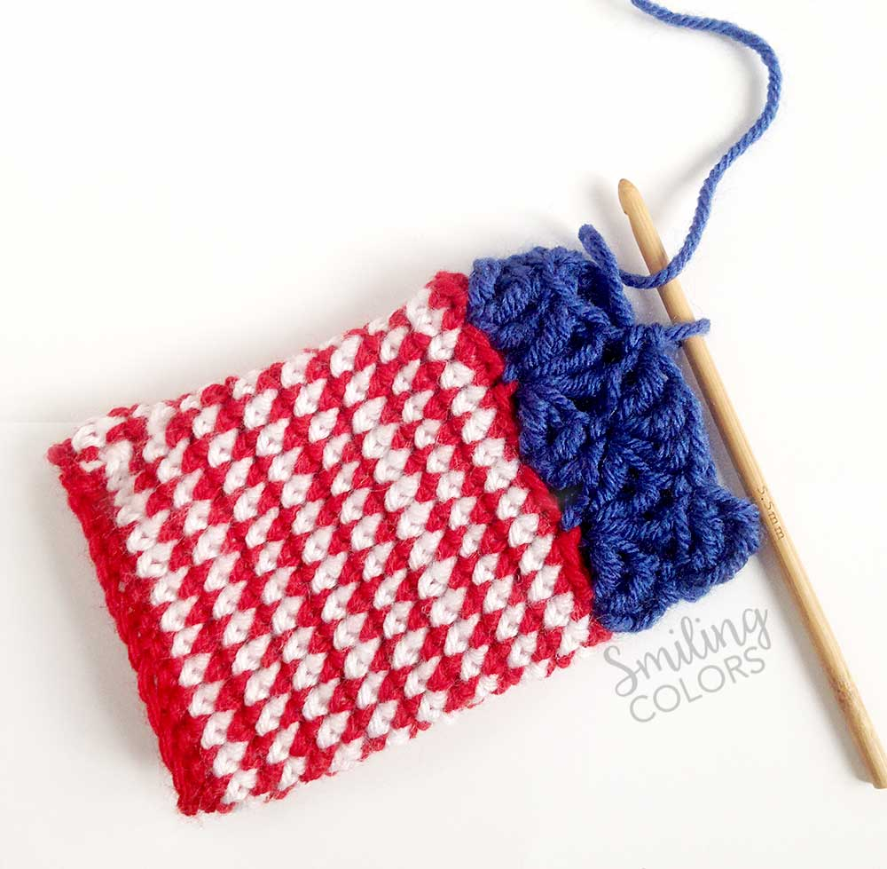 Free Crochet Pattern Eyeglass Case : How to crochet a sunglass case with a FREE easy pattern