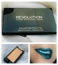 Makeup Revolution - recenzija (1. dio)