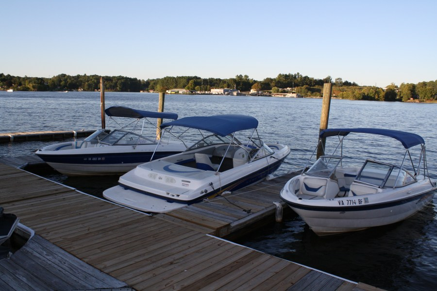 We have several Pleasure boats that are great for tubing and pulling skiers
