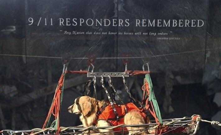 9-11 responders remembered