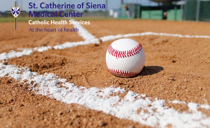 St Catherine's Baseball Clinic