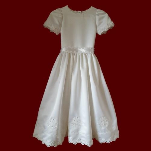 Medium Crop Of First Communion Dresses