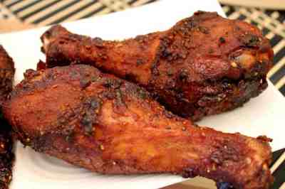 Smoked Chicken Legs and Thighs - Smoking Meat Newsletter