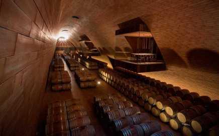 Chianti world famous wine cellars, Tuscany.